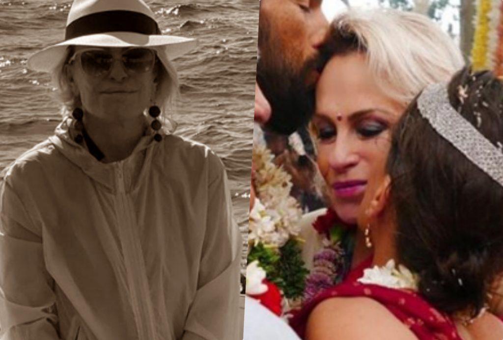Ana Maria Braga da Globo chocou ao surgir em vídeo após anúncio de câncer (foto montagem: TV Foco)