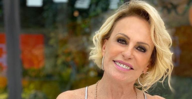 Será que Ana Maria Braga se tronará a nova Hebe? (Foto: reprodução)