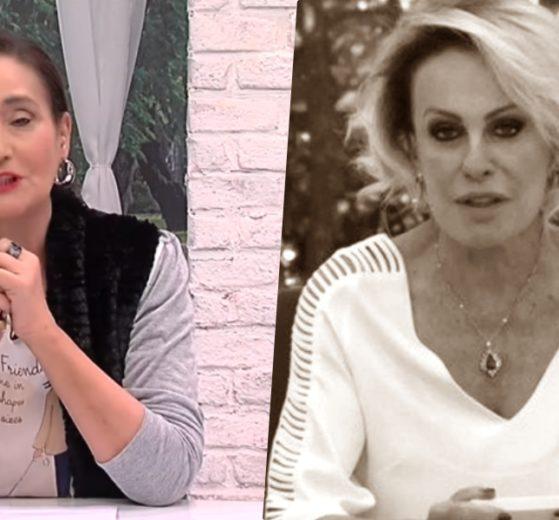 Sonia Abrão fez revelação sobre casamento de Ana Maria Braga que muita gente não fazia ideia (Foto montagem: TV Foco)