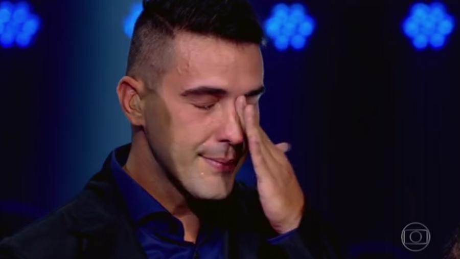 André Marques anunciou morte trágica no The Voice Kids - Foto: Reprodução
