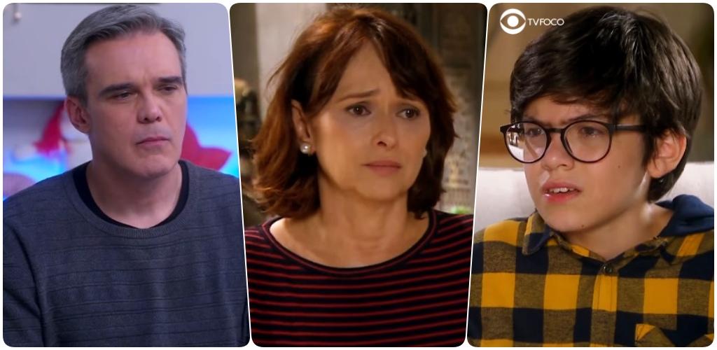 Pendlenton, Ruth e Bento são os personagens destaque de As Aventuras de Poliana