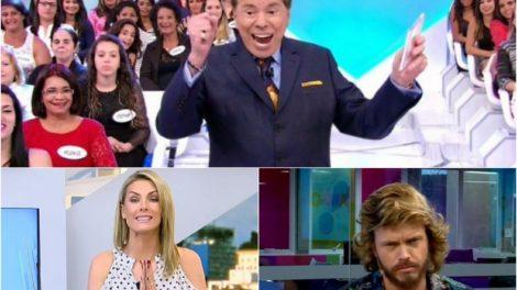 SBT derrota Record e TV Cultura escorraça RedeTV! Foto: Reprodução