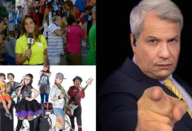 Sikêra Jr, a apuração do Carnaval RJ e a reprise de Cúmplices de Um Resgate foram destaques de audiência (Foto: Reprodução/TV Globo/SBT)