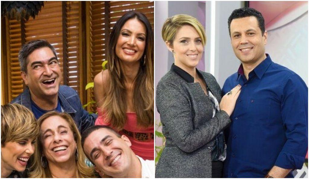 Programas da Globo e da Record não foram bem em audiência - Foto: Reprodução