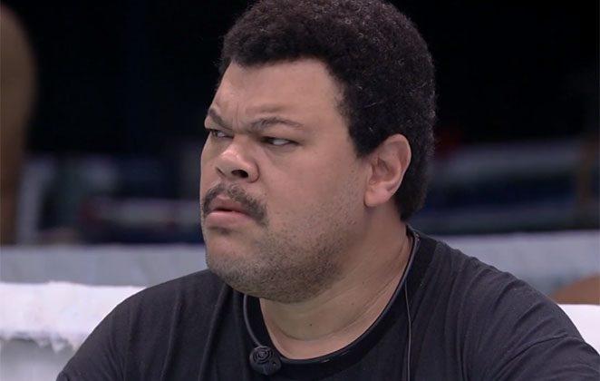 BBB20: Babu recebeu oito votos na semana e está no paredão (Foto: reprodução/Globo)