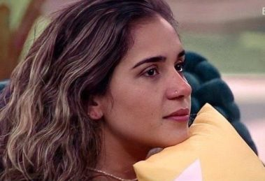 A participante do BBB20 Gizelly Bicalho (Foto: reprodução/Globoplay)