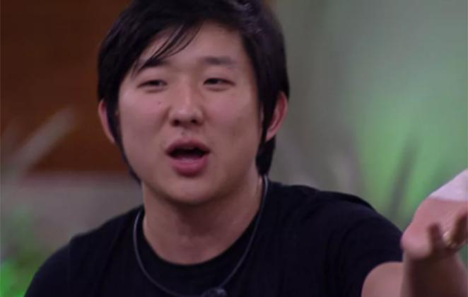 Pyong surpreendeu ao assediar sisters no BBB - Foto: Reprodução