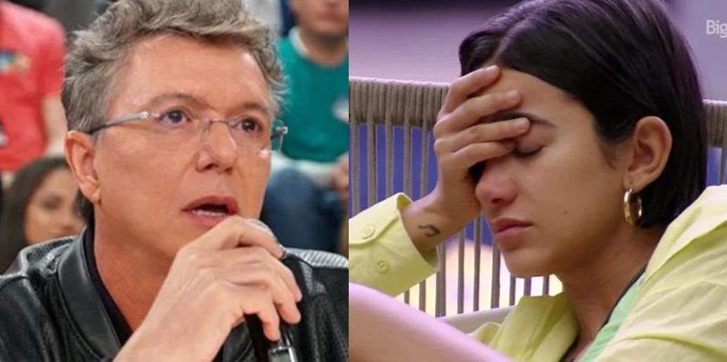Boninho esclarece rumor sobre Manu Gavassi (Foto: Reprodução)