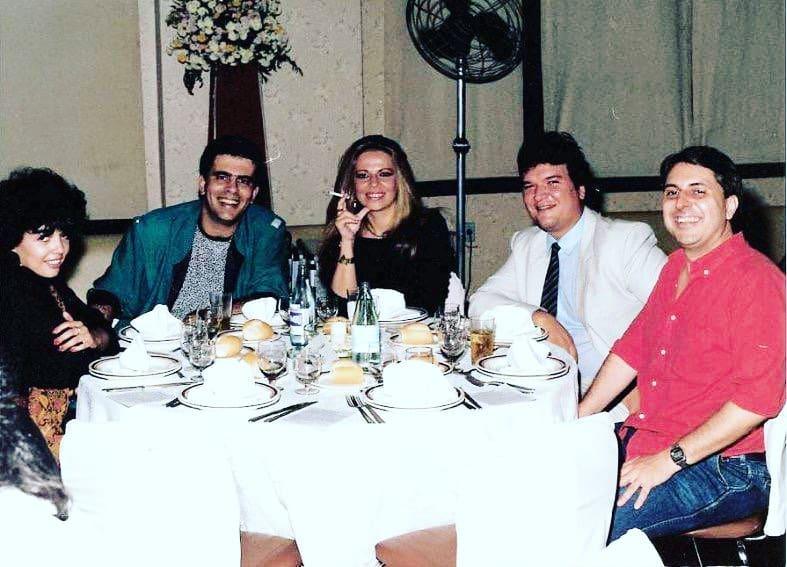 Christina Rocha compartilhou clique antigo com fãs (Foto: Reprodução/Instagram)