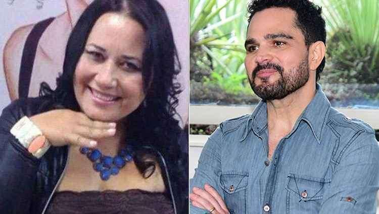 Cleo Loyola é ex-esposa de Luciano Camargo (Reprodução)