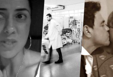 Graciele Lacerda teria sido expulsa de hospital por irmã de Zezé (Foto reprodução)