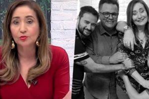 Sonia Abrão mostrou os bastidores do A Tarde é Sua (Foto reprodução)