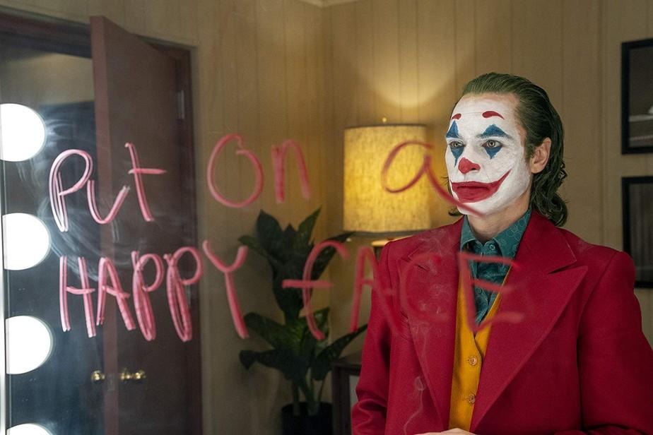 Joaquin Phoenix faz discurso contundente no Oscar 2020 (Foto: Reprodução)