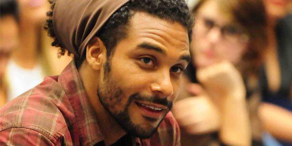 Daniel, primeiro participante expulso da história do programa (Foto: reprodução/Globo)