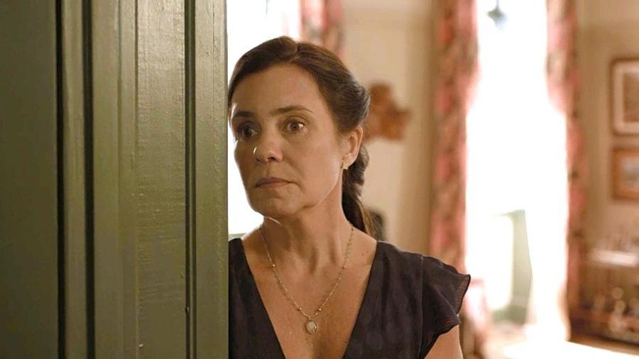 Thelma em cena da novela Amor de Mãe - Foto: Reprodução