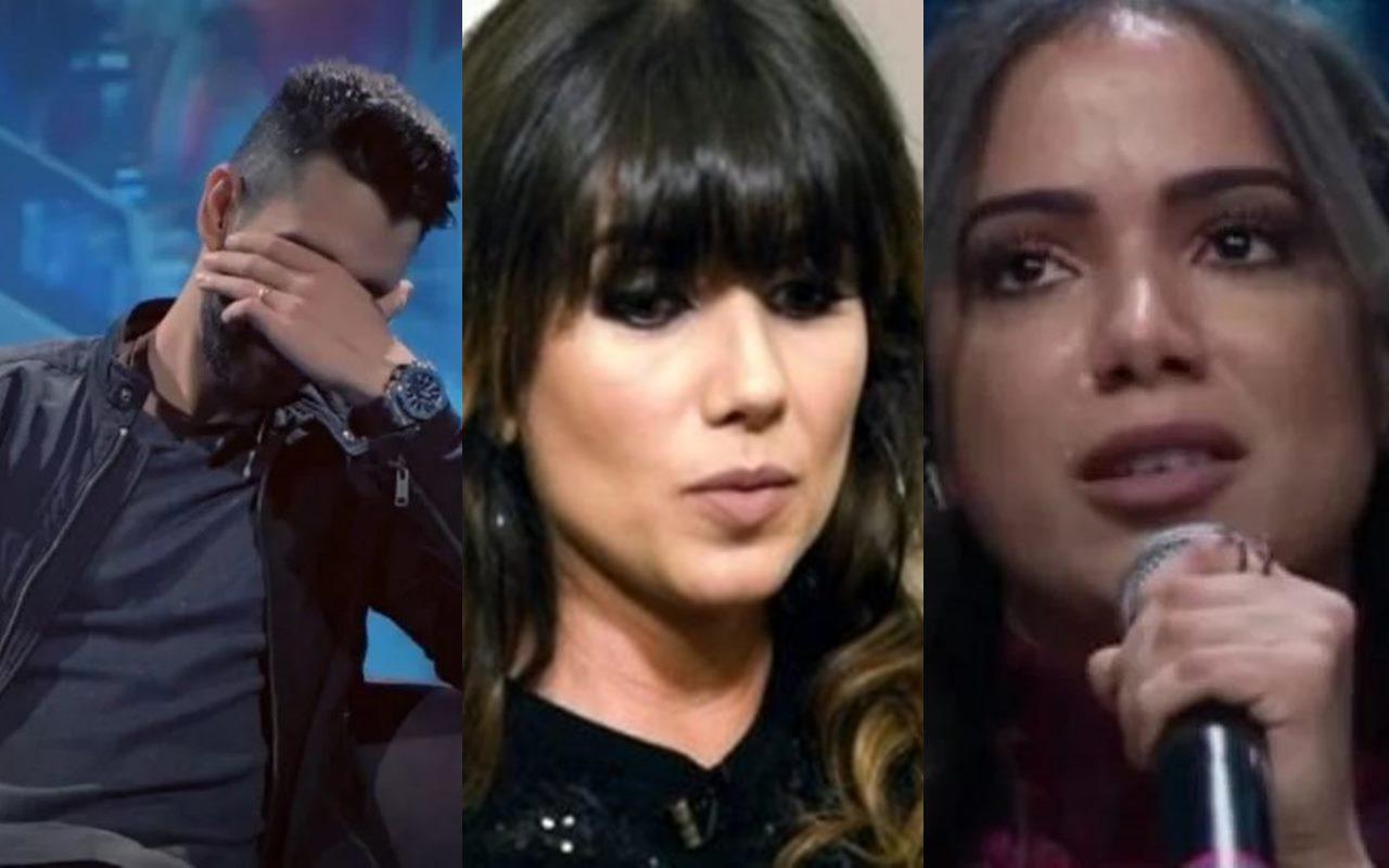 Gusttavo Lima, Anitta e Paula Fernandes já tiveram depressão (Foto: reprodução)