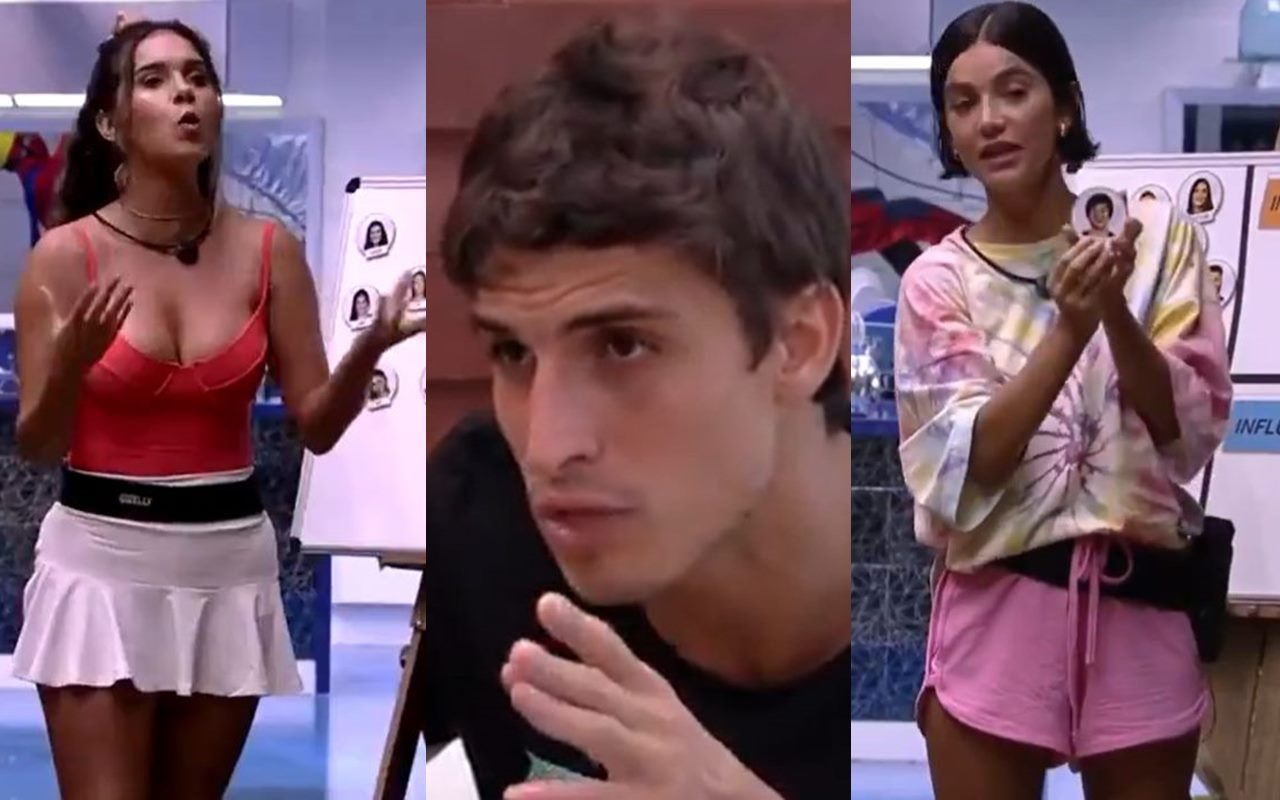 BBB20: Brigas, fome e choro; resumão da última segunda-feira (17) (Foto: reprodução/Globo))