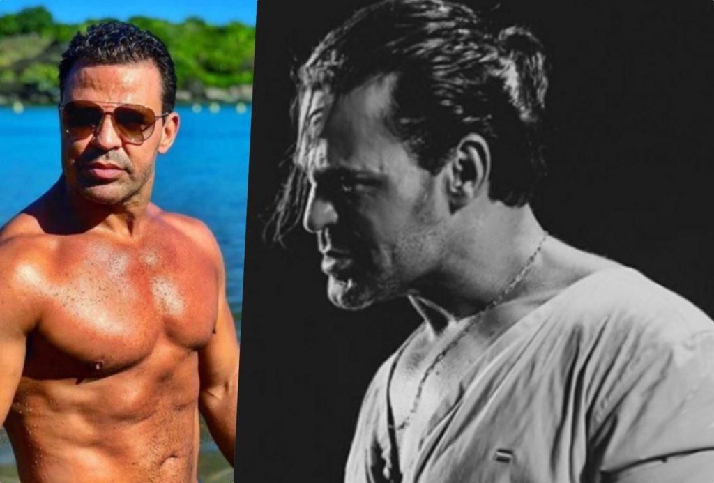 O cantor Eduardo Costa deu resposta avassaladora ao ser apontado como gay (Foto reprodução)