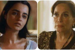Justina tem o poder de destruir Emília na novela Éramos Seis