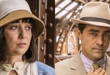 Em Éramos Seis, Clotilde e Almeida ficarão juntos (Montagem: TV Foco)