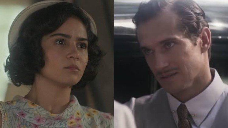 Isabel mostrará quem é de verdade após falência de Felício em Éramos Seis (Montagem: TV Foco)