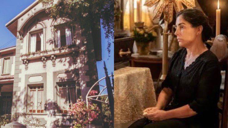 Lola ficará sozinha em seu casarão após mortes, guerra e abandonos (Montagem: TV Foco)