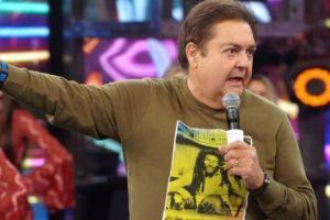 Os dias de Faustão como apresentador de TV podem estar contados (foto: reprodução/TV Globo)