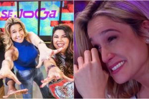 Fernanda Gentil sai de féria na Globo e deixa o Se Joga (Foto: Reprodução)