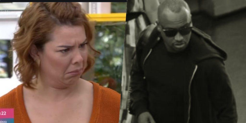 Thiaguinho, após fim de casamento com Fernanda Souza, foi flagrado em aeroporto (Foto reprodução)