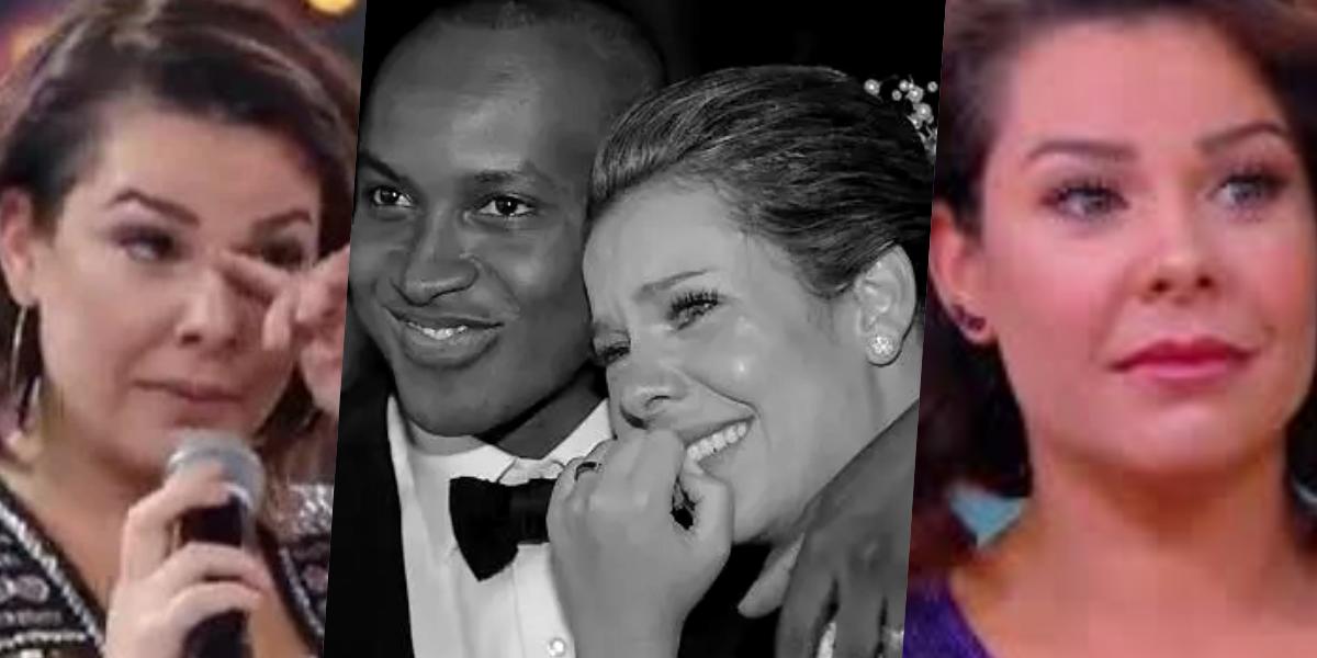 Fernanda Souza e Thiaguinho terminaram o casamento, mas ainda estariam guardado segredo (Foto montagem: TV Foco)
