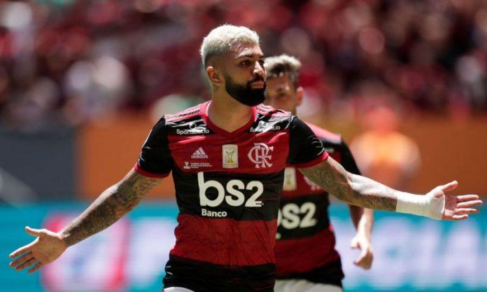 Flamengo venceu a Supercopa do Brasil, transmitida pela Globo - Foto: Divulgação