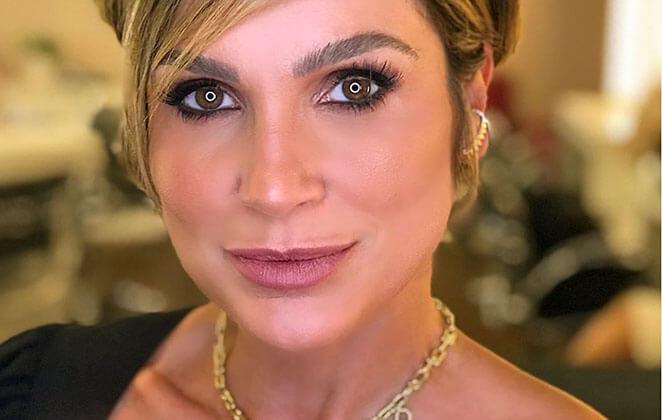 Flávia Alessandra (Foto: Reprodução)