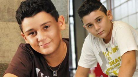 Saiba como o ator mirim de A Grande Família, Vinícius Moreno, está atualmente (Foto: reprodução)