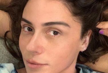 Giovanna Antonelli se revolta com notícia mentirosa sobre o Carnaval (Foto: Reprodução/ Instagram)