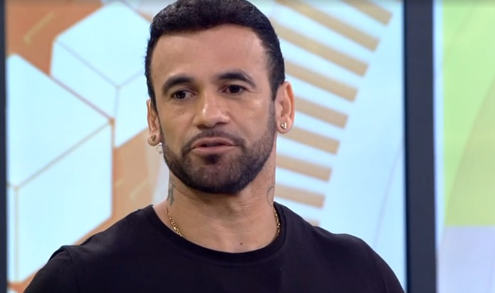 Hadson no Se Joga - (Foto: TV Globo)