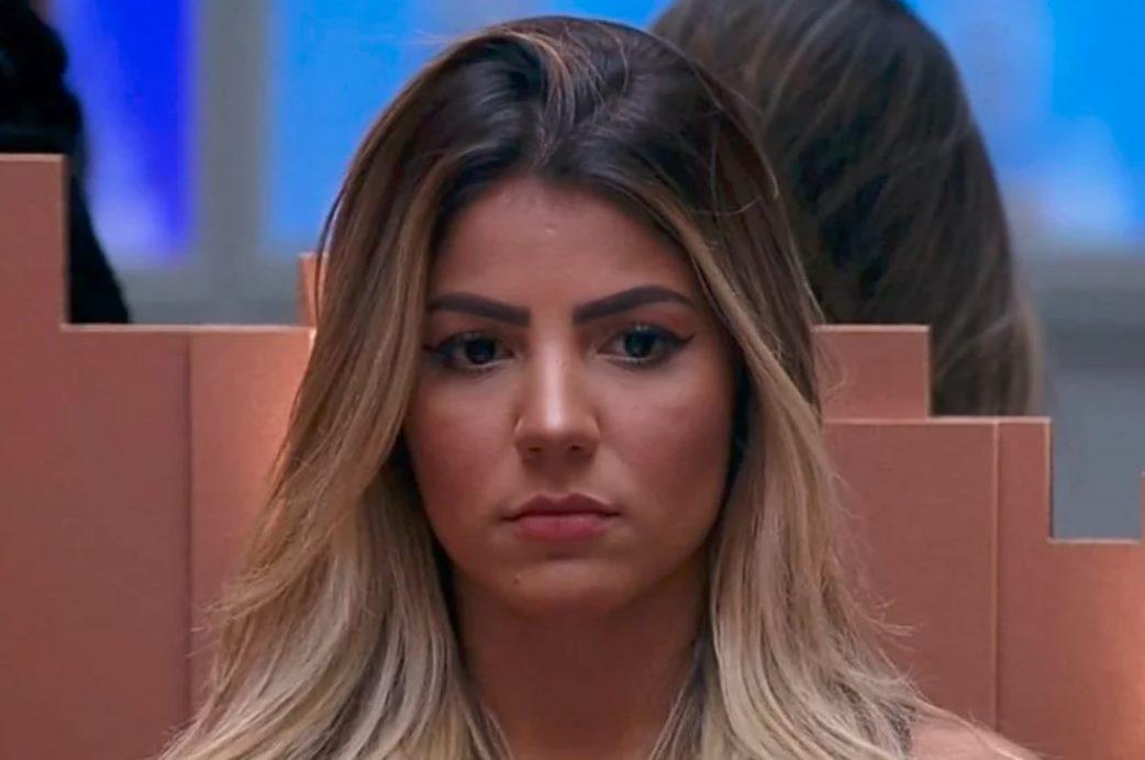 Hariany foi a última participante expulsa da história do BBB (Foto: reprodução/Globo)