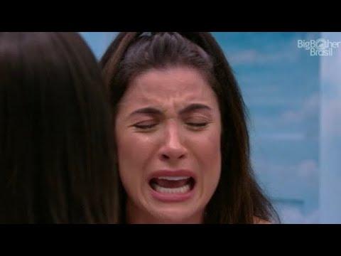 Boca Rosa chorou após descobrir que perdeu apoio dos fãs do BBB 20 (Reprodução)