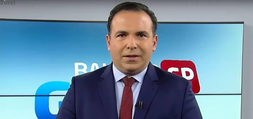 Reinaldo Gottino era apresentador do Balanço Geral de São Paulo (foto: reprodução/RecordTV)