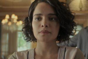 Inês (Carol Macedo) ficará grávida em Éramos Seis (Foto: Reprodução/Globo)