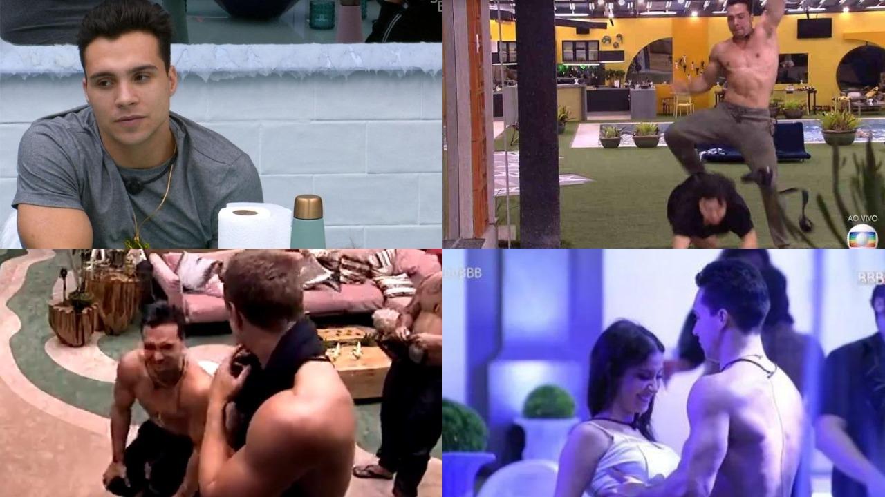 Petrix Barbosa deixará o Big Brother Brasil 20 (Foto: Divulgação/TV Globo/Montagem TV Foco)