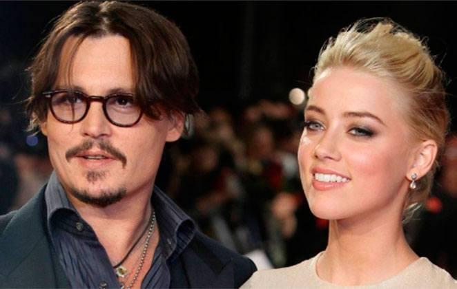 Vaza áudio polêmico entre Amber Heard e Johnny Depp (Foto: Reprodução)