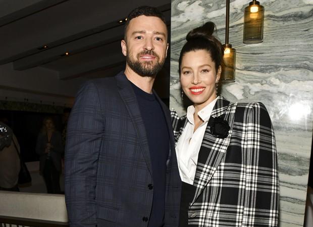 Justin Timberlake foi acusado de trair Jessica Biel (Foto: Getty Images)