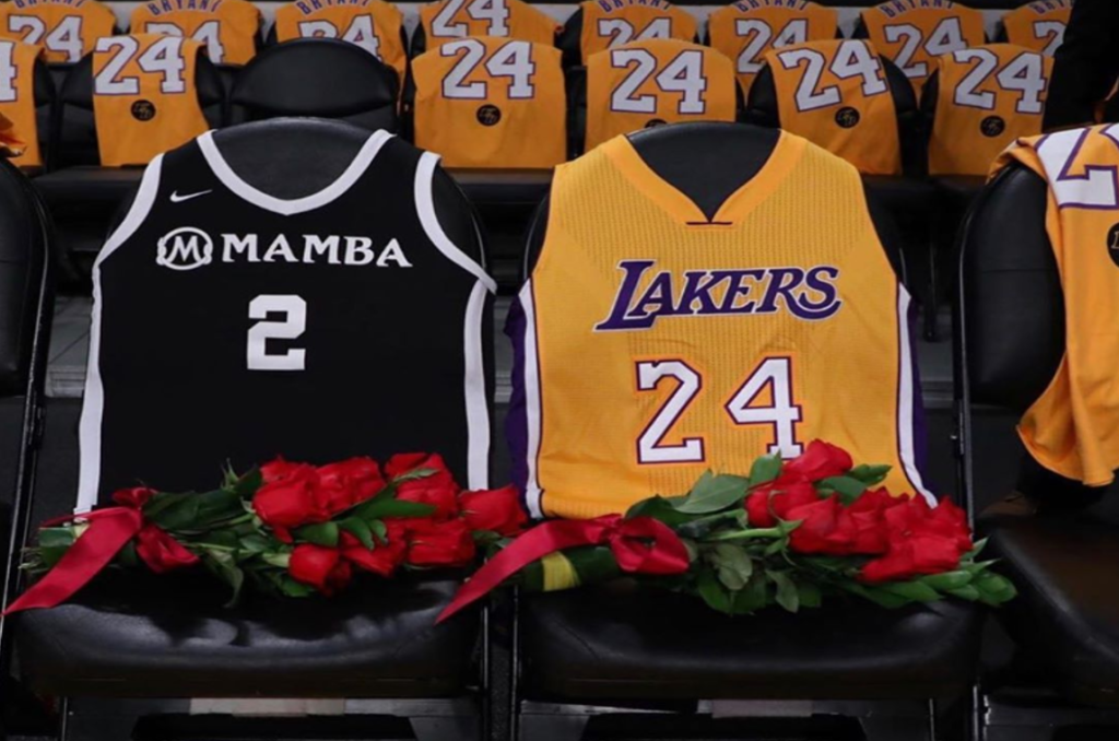 Viúva e amigos de Kobe Bryant prestam homenagem ao atleta e a filha Gigi Bryant após tragédia (Foto: Reprodução/Instagram)