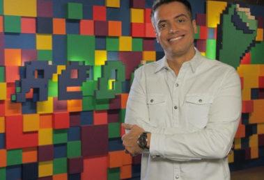 Leo Dias (Foto: Divulgação/RedeTV!) audiência audiências leo dias globo record sbt