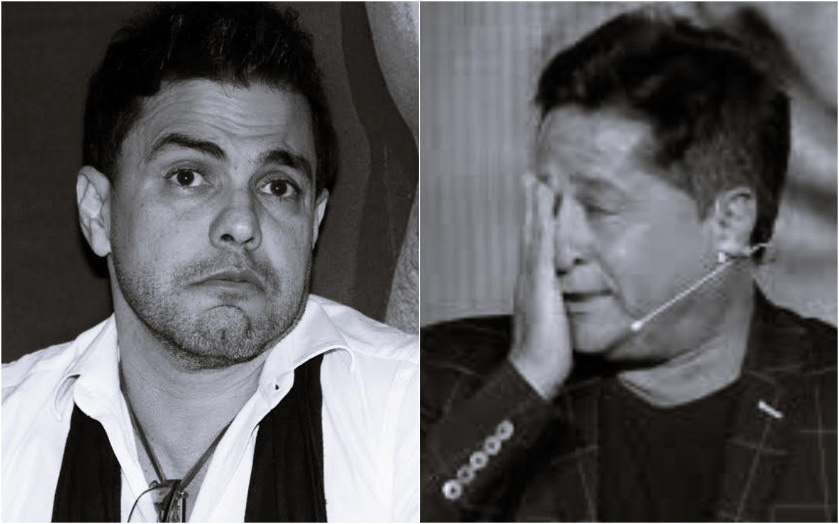 Leonardo e Zezé Di Camargo. Foto: Reprodução