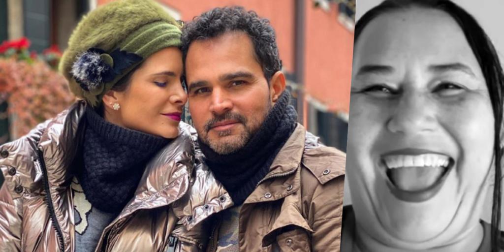 Luciano, da dupla com Zezé, é atacado frequentemente pela ex e resolveu deixar recado para a atual (Foto reprodução)
