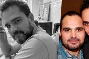 Luciano Camargo, ex de Cleo Loyola, foi exposto mais uma vez e acusado de abandonar o filho (Foto montagem: TV Foco)