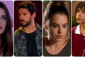 Luisa, Marcelo, Raquel e João são personagens de As Aventuras de Poliana