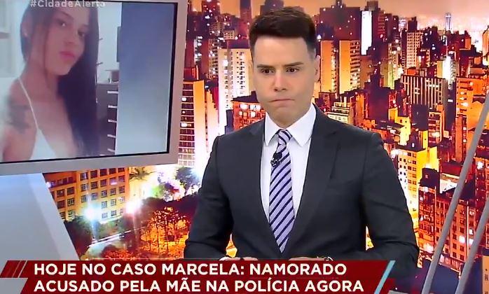 Luiz Bacci foi o maior destaque da audiência de hoje (Foto: Reprodução/Record) Globo RedeTV! SBT