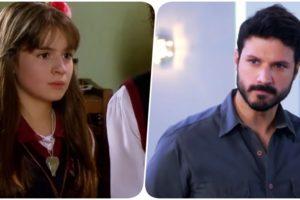 Poliana descobre segredo e Marcelo explode de raiva por ele em As Aventuras de Poliana